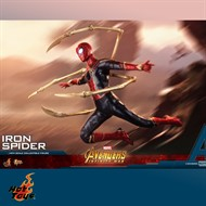 Hot Toys IRON SPIDER Avenges Infinity War MMS482